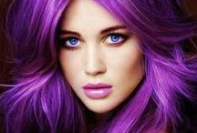 ***Hair envy*** / Fabulous, wild, colourful, wacky..... / by Toxycat