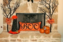 Halloween...Boooo! / by Cheryl Cole