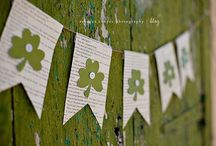 st. patrick's day ideas / Ideas and inspiration for St. Patrick's Day! / by Angie Arthur