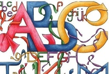 ART - Lettering & Writing / by ourfamily07