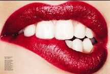 Love Your Lips / your lips speak volumes about who you are.  so make sure they say what you feel. / by Ansley Pentz