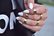 Nailed it! / Nail obsession!  / by Emily Allison