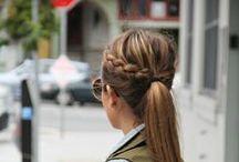 Hair / Hair Ideas / by lulu criss