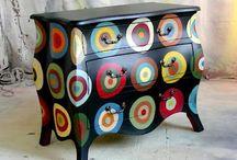 Furniture/artsy stuff / by Mary Furlong