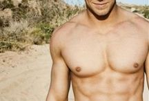 Kellan Lutz IS Hercules & Maybe HE-MAN!!! / Check out our interview with Kellan Lutz and of course all the HOT Shirtless Pics of his God-like body! / by TheCinemaSource