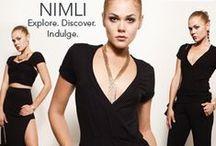 NIMLI Brands / A shared board for all our NIMLI brands  / by NIMLI