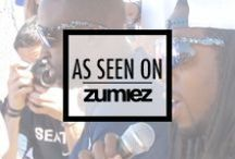 As seen on... / Celebs & athletes spotted wearing the brands we love / by Zumiez