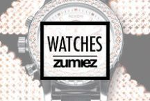 What time is it? / Watches for ladies and gents / by Zumiez