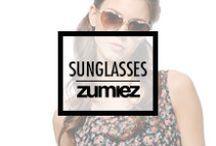 Sunnies / Sunnies. Sunglasses. Shades. / by Zumiez