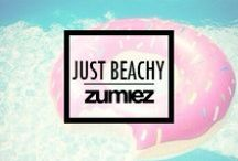 Just Beachy... / sun, sand, summa time! / by Zumiez