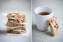 FOOD: snacks / by Leah Kirsten