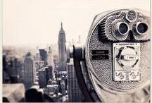 New York. New York. / Travel / by Natalie Alarna Paraskevas