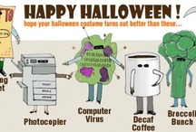 Halloween! / It's that time of year again, here are some great tips, tricks, and treats to make this Halloween Spook-tastic! / by Office Depot