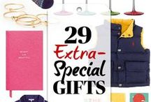 Luxury Gifts / These fancy little treats, each classic enough to use forever, will blow away the most important people on your holiday shopping list. / by REDBOOK Magazine