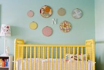 Beautiful Baby Rooms / Inspiration for decorating your baby's nursery.  / by {Áine Teahan} And Baby Makes Three