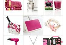 SHOP PINK / Give Pink this Mother's Day and join the fight against breast cancer. http://www.pinterest.com/bcrfcure/shop-pink/ #ShopPink  #MothersDay  / by CAROLEE