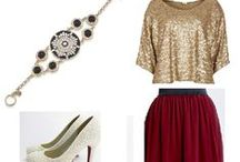 How To Wear Carolee! / Collages of sample outfits to wear with specific pieces of Carolee jewelry  / by CAROLEE