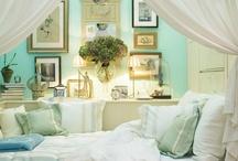 Cozy Sleeping Places / by Angela Hartman