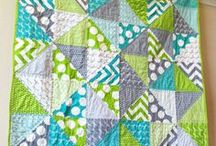 Sewing: Blankets & Quilts / by Laura Hutchins