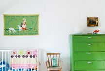 Kids rooms / by Natalie Rowland