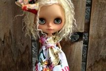 D O L L S : B L Y T H E * W A R D R O B E / Beautiful Blythe clothes and wardrobe inspiration / by Louie Louie Bebe