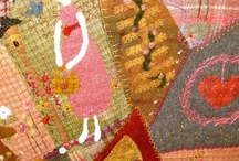 pins and needles and cushions/ wool / by Kathy Stein