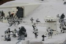 LEGO® STAR WARS™ Miniland at LEGOLAND California / by LEGOLAND California
