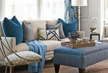 Living Room / Layout/Colors / by Linda Cutler