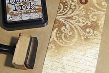 Demo/Instructional Paper Crafting / by Christa Beard