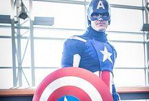 Super Heroes / by Linda Cutler