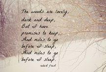 Poetry / by Nancy Nale
