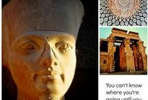 Egypt / These are collaborative boards. Please feel free to add your gorgeous travel photos and add your friends. Please no nudity,spam or advertising. If you would like to be added to this community board, just follow this board and we will send you an invite. / by Spirit Quest Tours