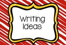 Writing Ideas / by Jessica Saunders