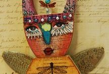 DOLLS SPIRIT & ANGELS INSPIRATION / by Claudia Jean Nelson