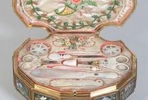 Antique needlework impliments / by Leslie Saari