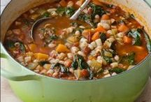 Soup, Chowders and Stews / by Melissa