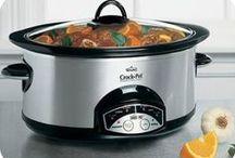 Slow Cooker/Crock Pot Meals / by Melissa