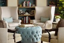 Hometastic: Dining & Living Rooms / by Rachel Claremon