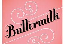 Buttermilk Recipes / by Melissa