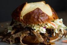 Sandwiched / by Rachel Claremon