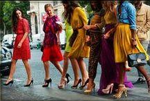Fashion / by Sarah Shelton