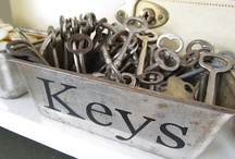 *KEYS* / by Shana Hunt