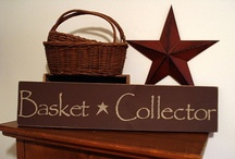 *BASKETS* / by Shana Hunt