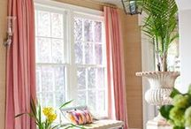 My Window Treatments  / by Ivy Carruth