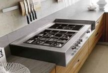 For a dreamy house KITCHEN / by Marie C Cudraz