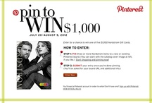 Nordstrom Anniversary Sale Sweepstakes / by Lisa Brown