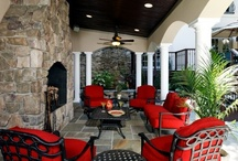 outdoor living / by Jeanne c