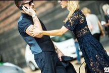 Street Style / by The Trend Diaries