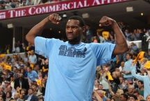 Memphis Grizzlies / C Spire is proud to be the official wireless partner of the Memphis Grizzlies. / by C Spire