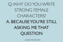 Whedon's World. / Everything Joss has ever touched.  / by Shiny Guppy